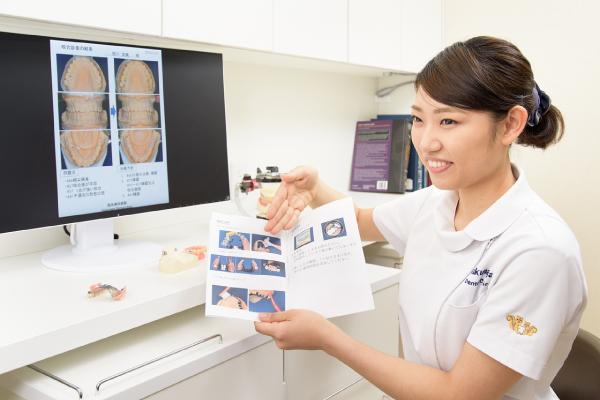 入れ歯制作後のメンテナンス